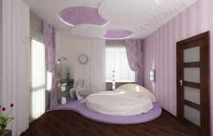 Przegląd popularnych modeli okrągłych łóżek, niestandardowe pomysły projektowe