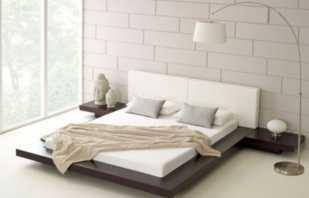 Tradycyjne łóżka w japońskim stylu, cechy konstrukcyjne