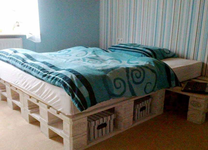 Łóżko niszy