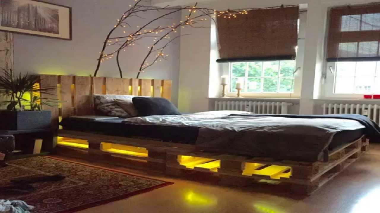 Zrób to sam drewniane meble zrób to sam palety łóżko